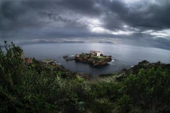 L'isola maledetta - La Gaiola