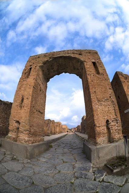 Archi Onorari - Scavi di Pompei
