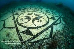 Villa a Protiro Mosaico