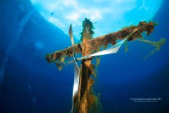 Il crocifisso del subacqueo